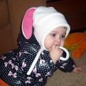 Флисовая шапка детская своими руками