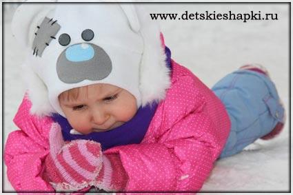 Женские зимние шапки оптом от производителя
